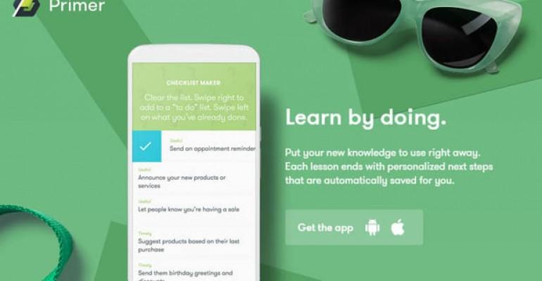 Google's Primer App Reviewed