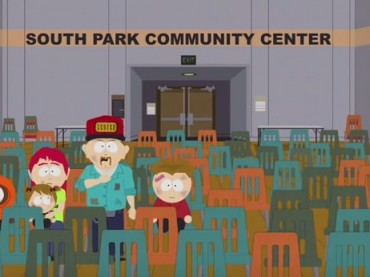South Park Gets Gentrified in The City Part of Town