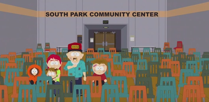 South Park Gets Gentrified Review