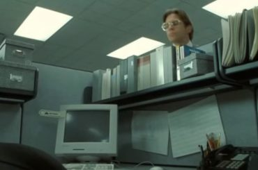 Neo Avoids Lumbergh in Office Space Matrix Mashup