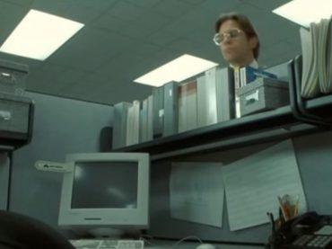 Neo Avoids Lumbergh in Office Space Matrix Mashup