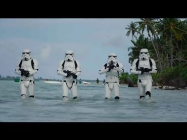 Star Wars Rogue One Trailer Feat. the Beastie Boys