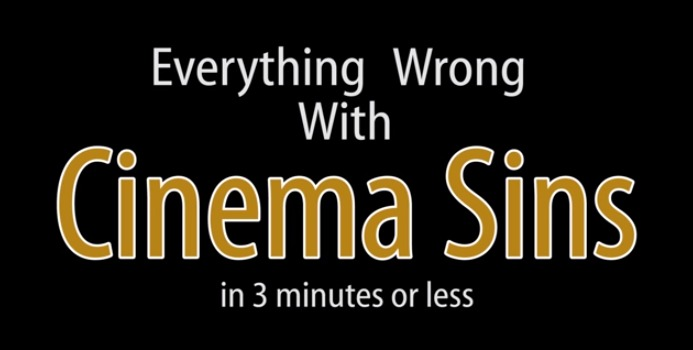 everything wrong with cinema sins youtube video