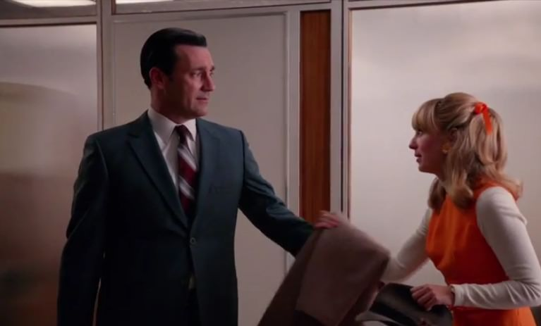 mad men new business
