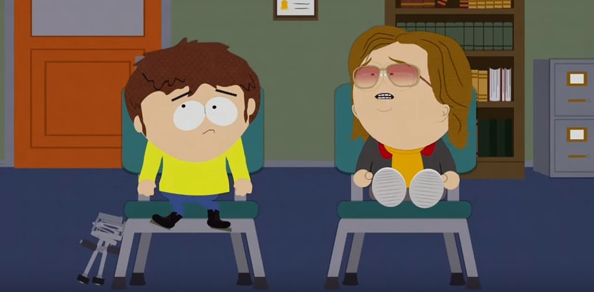 Review of South Park's Sponsored Content