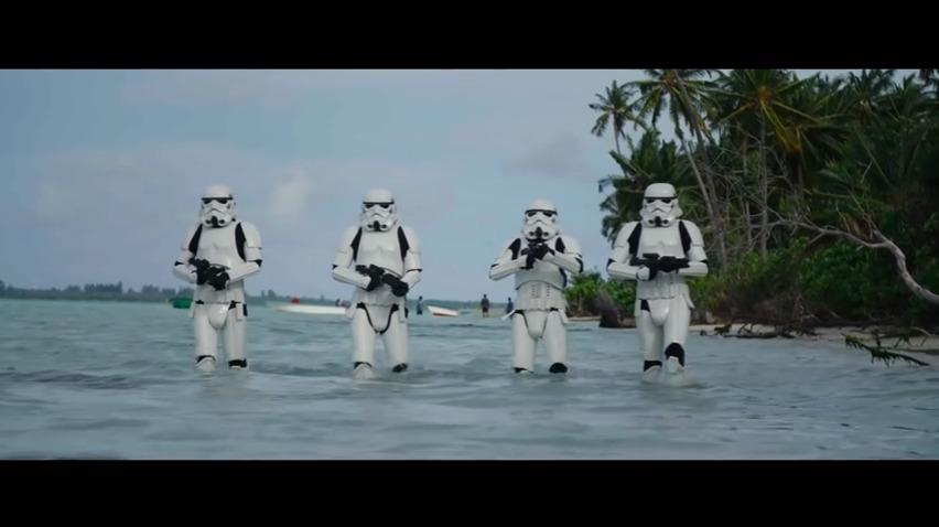 Rogue One Trailer (feat. Beastie Boys)